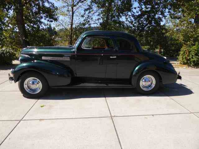1939 Chevrolet Business Coupe | 1026480