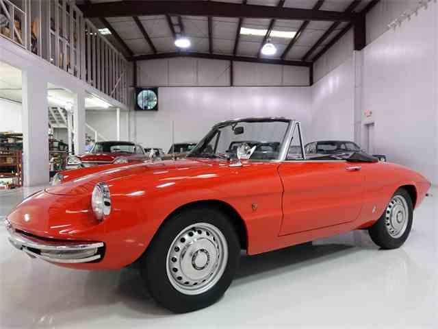 1966 Alfa Romeo Duetto | 1026489