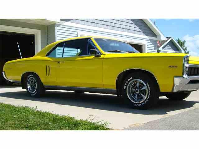 1967 Pontiac LeMans | 1026490