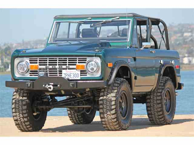 Picture of '70 Bronco - M01Q