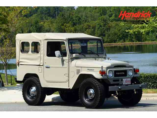 Picture of '80 Land Cruiser FJ - LV35