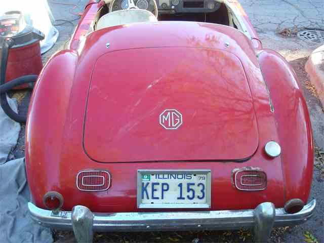 1960 MG MGA MK II | 1026507