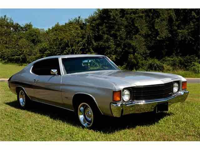 1972 Chevrolet Malibu | 1026508