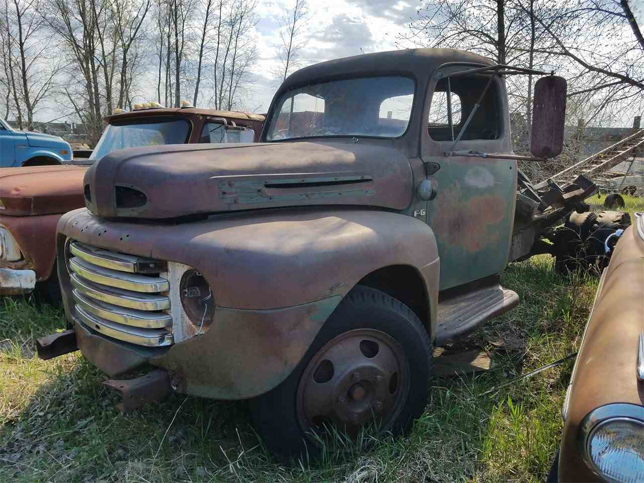 Large Picture of 1948 Ford F6 located in Minnesota - $1,900.00 - LVJF