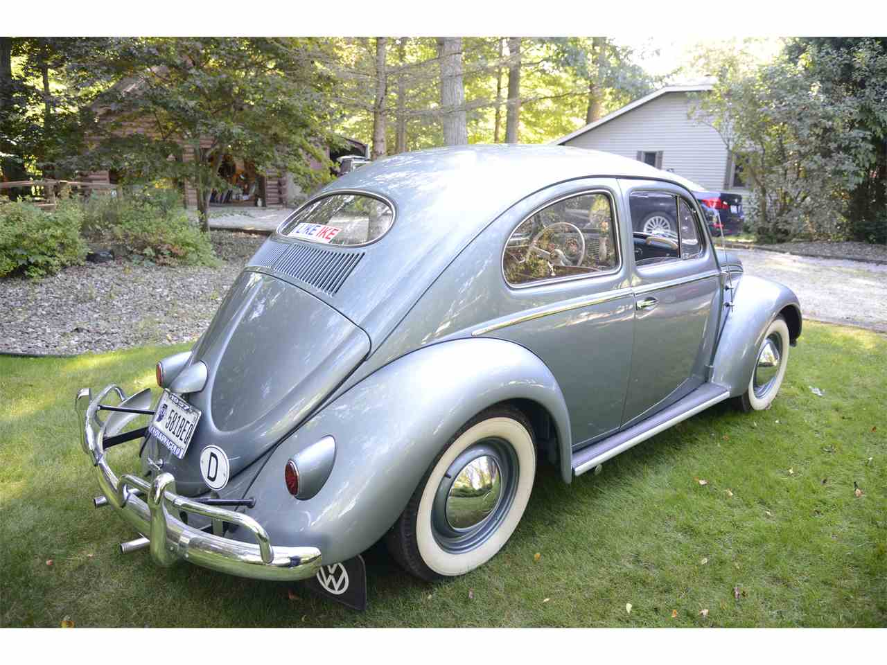 1957 Volkswagen Beetle For Sale Classiccars Com Cc 1026516