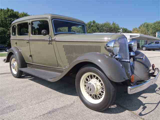 1933 Plymouth Sedan | 1020652