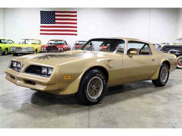 1978 Pontiac Firebird Trans Am | 1026520