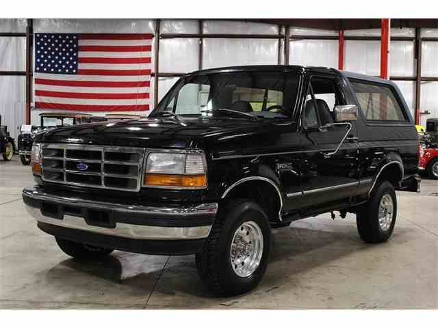 classic ford bronco for sale on 143 available page 2. Black Bedroom Furniture Sets. Home Design Ideas