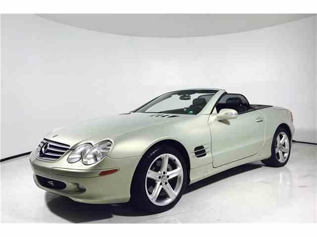 2003 Mercedes-Benz SL500 | 1026528