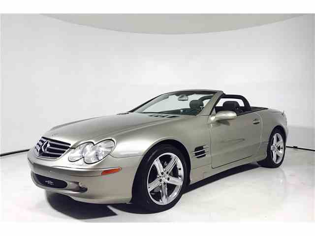 2004 Mercedes-Benz SL500 | 1026529