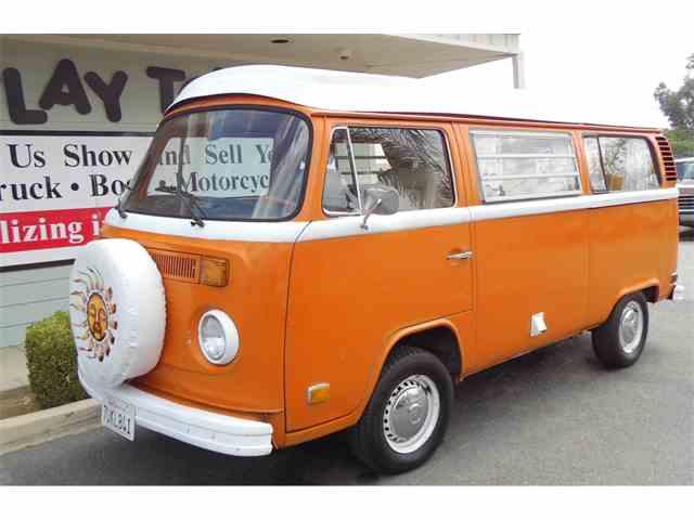 1973 Volkswagen Westfalia Camper | 1020653