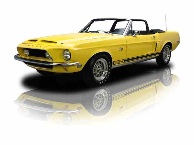 1968 Ford Mustang GT500 | 1026530