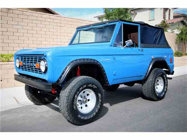 1975 Ford Bronco | 1026536