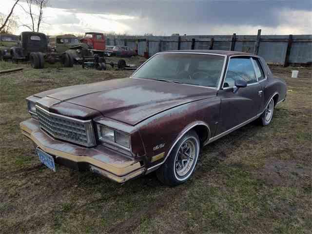 1985 Chevrolet Monte Carlo | 1020655