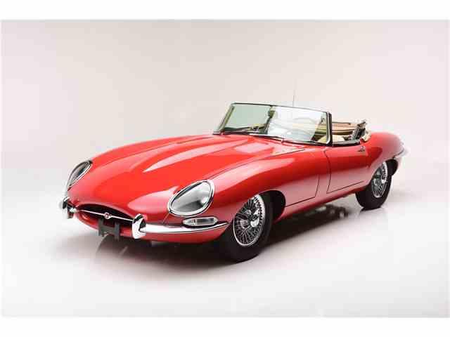 1963 Jaguar XKE | 1026551