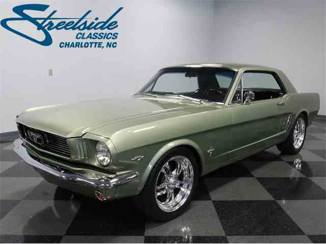 1966 Ford Mustang | 1026552