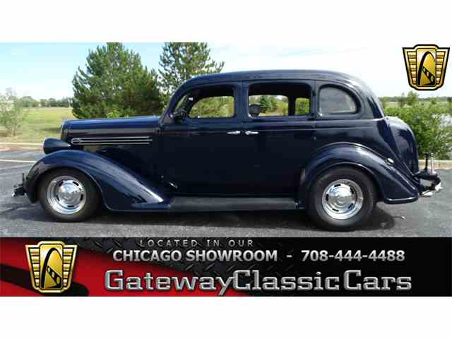 1936 Plymouth Sedan | 1026557