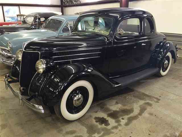 1936 Ford Coupe | 1020656