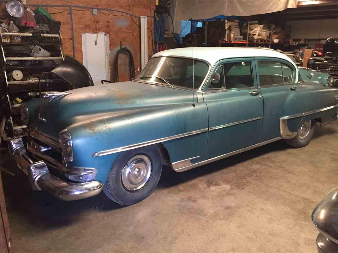 1954 Chrysler Windsor - CC-1020657