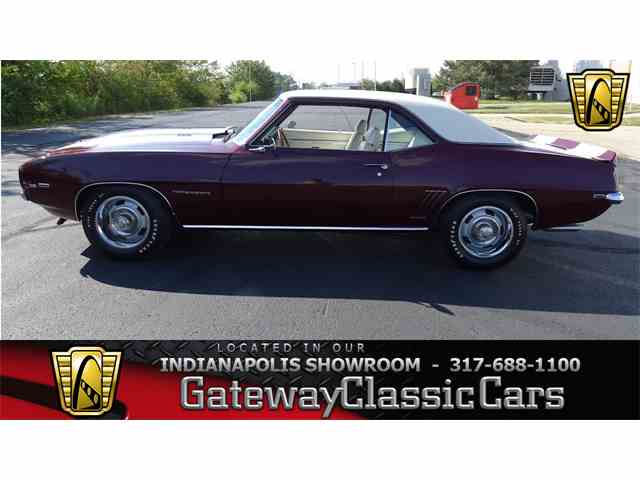 1969 Chevrolet Camaro | 1026576