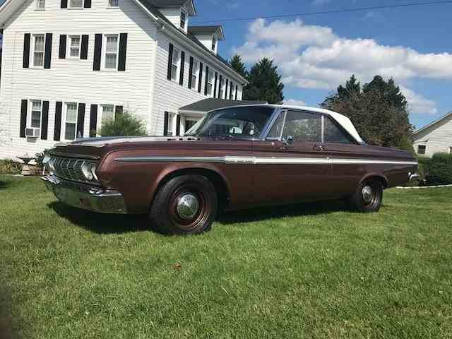 1964 Plymouth Fury | 1026581