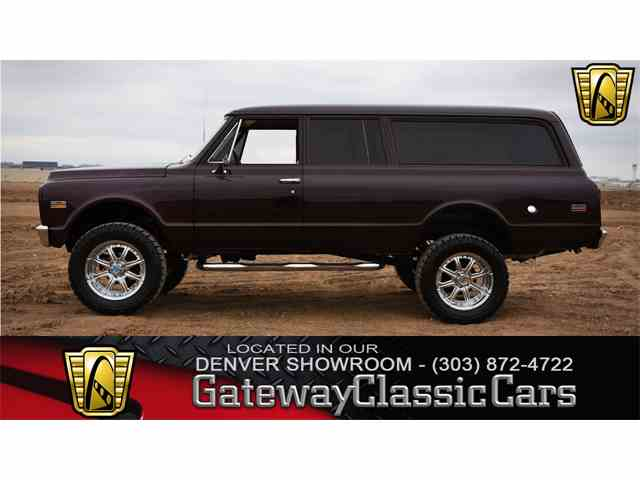 1972 Chevrolet Suburban | 1026589