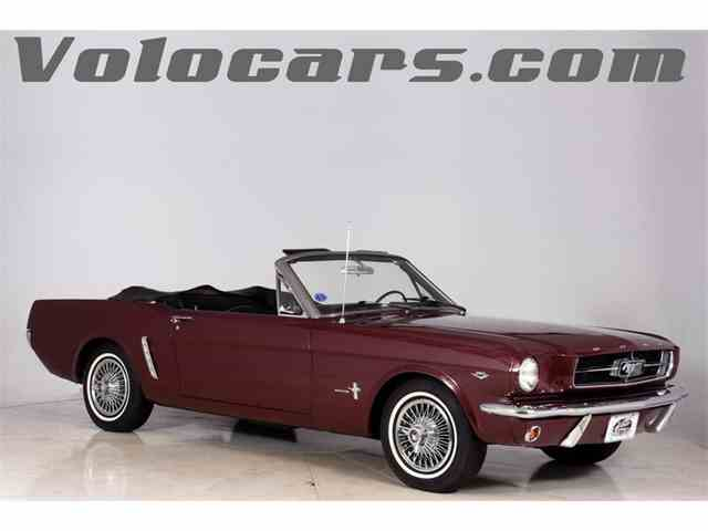 1965 Ford Mustang | 1026590