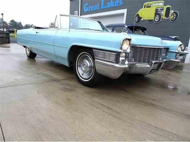 1965 Cadillac DeVille | 1026597