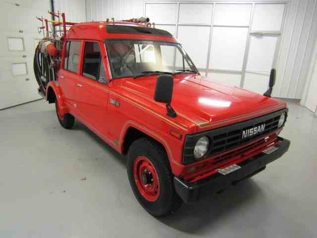 1986 Nissan Safari | 1026599