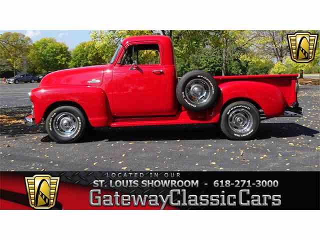 1955 Chevrolet 3100 | 1026605