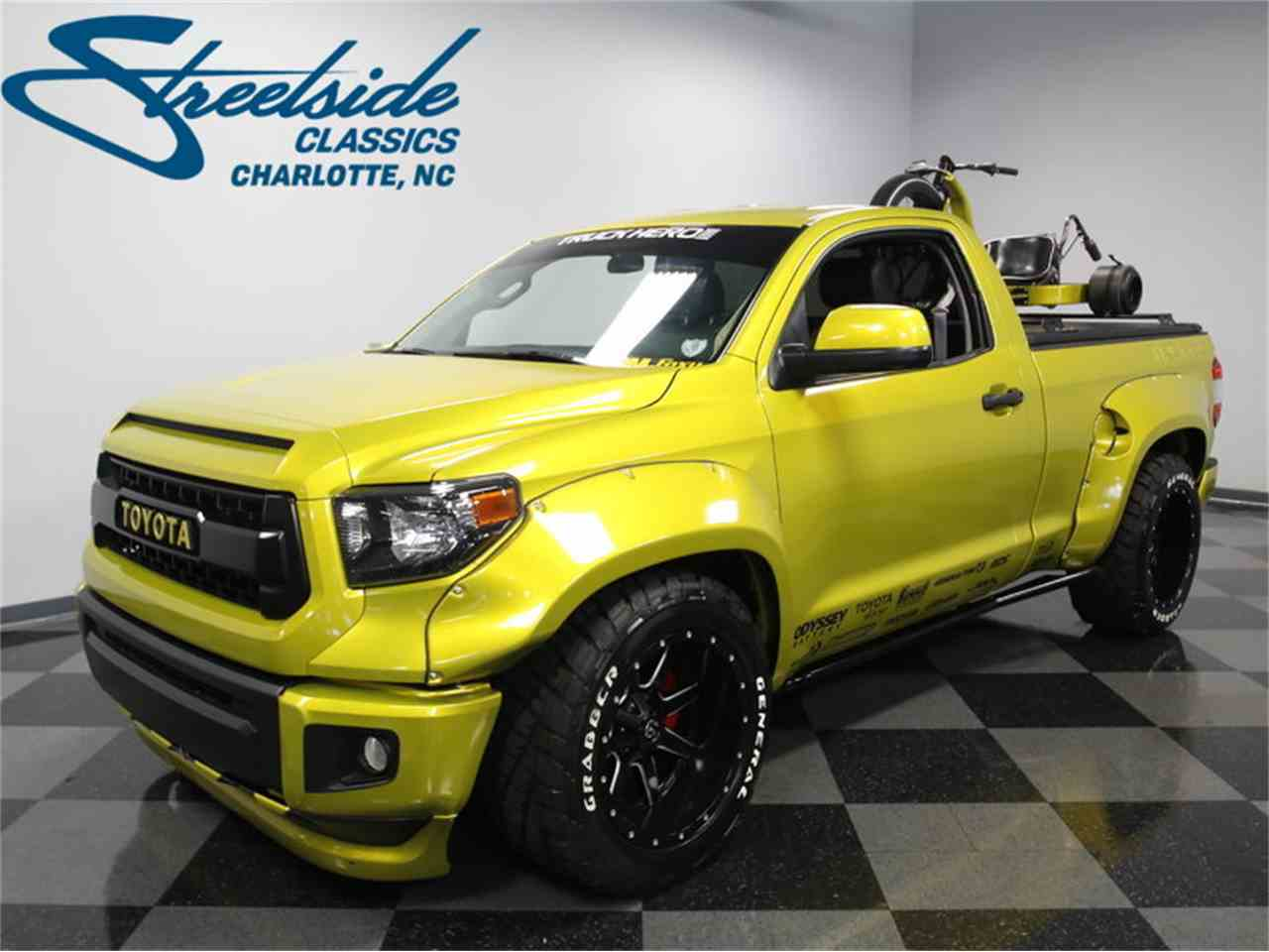 2008 toyota tundra trd supercharged for sale cc 1026608. Black Bedroom Furniture Sets. Home Design Ideas