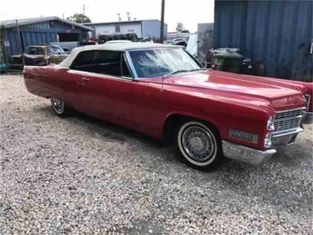 1966 Cadillac DeVille | 1026612