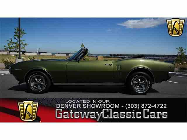 1968 Pontiac Firebird | 1026618