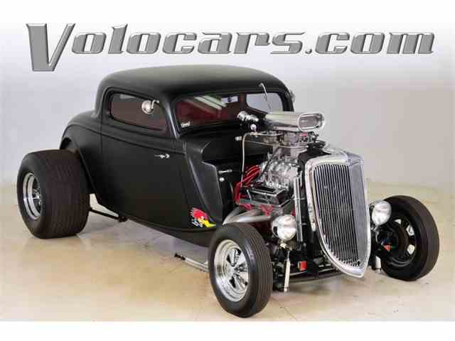1934 Ford 3 Window | 1026620