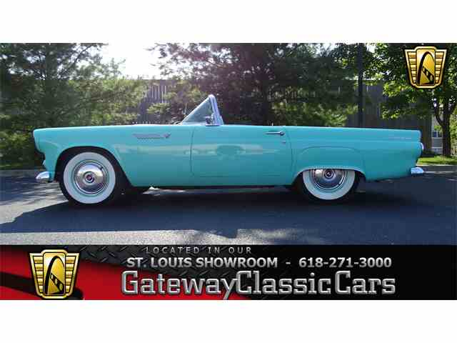 1955 Ford Thunderbird | 1026628
