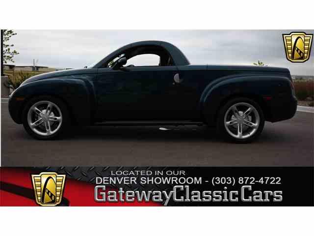2005 Chevrolet SSR | 1026629