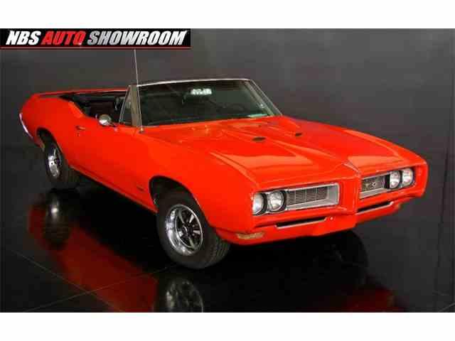 1968 Pontiac GTO | 1026636