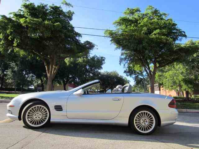 2003 Mercedes-Benz SL55 | 1026637