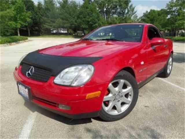 1998 Mercedes-Benz SLK230 | 1026640