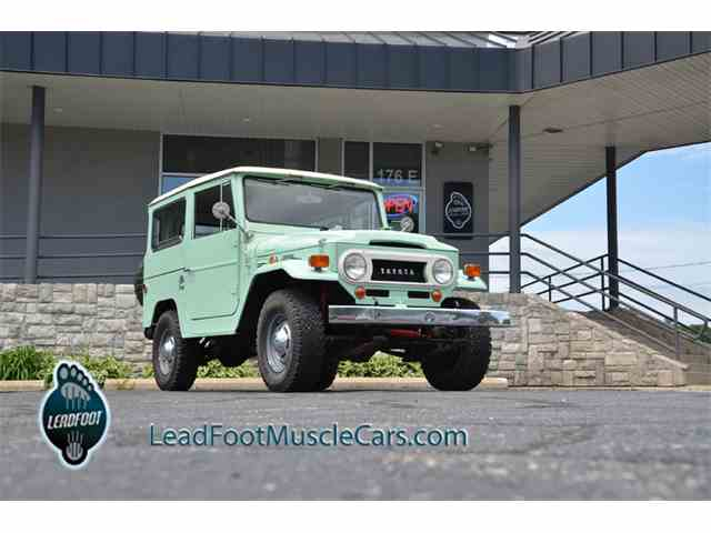 Classic Toyota For Sale On Classiccars Com Available