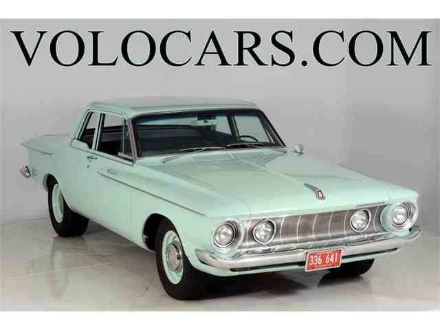 1962 Plymouth Savoy | 1026644