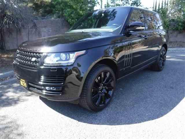 2014 Land Rover Range Rover | 1026650