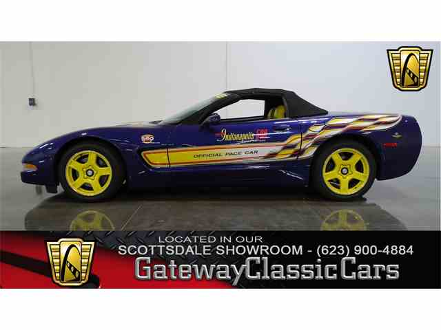 Picture of '98 Corvette - M069