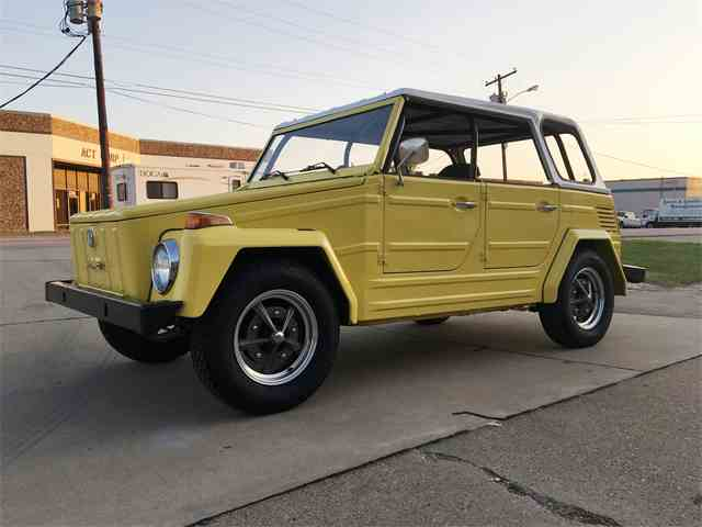 Picture of 1973 Volkswagen Thing located in ROWLETT TEXAS - $13,900.00 Offered by Enthusiast Motor Cars of Texas - LVJU
