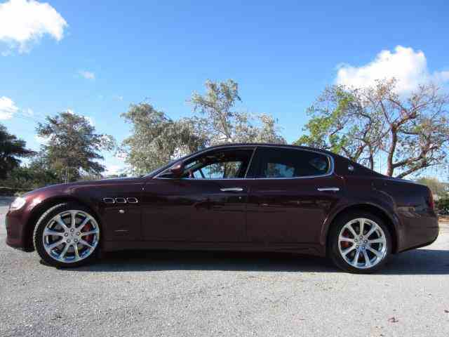 Picture of 2009 Quattroporte located in Florida Offered by Autosport Group - M06I