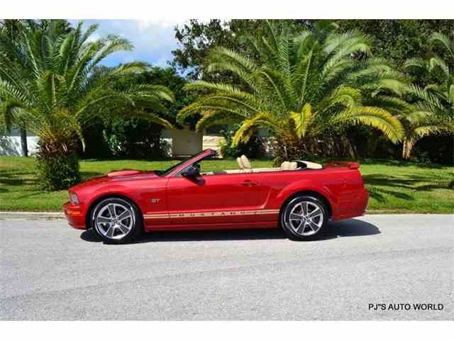 2008 Ford Mustang   1026669