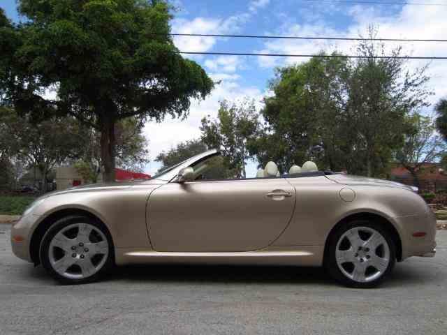 2005 Lexus SC430 | 1026670