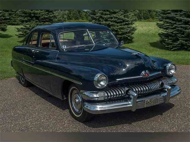 1951 Mercury 4-Dr Sedan | 1026676