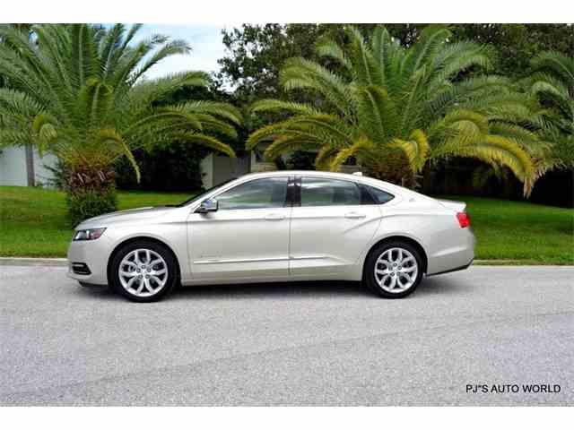 2014 Chevrolet Impala | 1026684