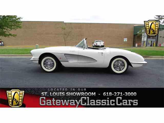 1959 Chevrolet Corvette | 1026689